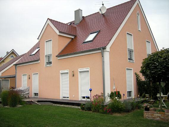 Hugl gmbh unsere referenzen for Einfamilienhaus innen